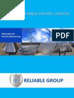 Reliable Sponge Pvt Ltd-Unit-III