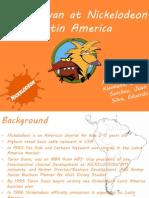 Taran Swan at Nickelodeon Latin America (1)