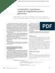 Anemia Hemolítica Autoinmune Con PAD Positiva