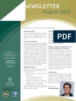 REC Newsletter August 2015