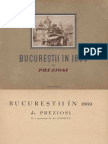 Bucurestii 1869 Preziozi