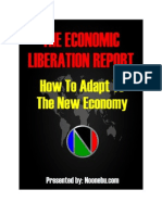 Economic Liberation Report