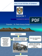Sesión 1 FUNDAMENTOS