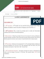 Kalyan Sir_ Latest Amendments