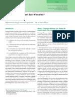 O Código Florestal Tem Base Científica