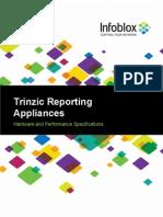 Infoblox Datasheet Trinzic Reporting Appliances 0