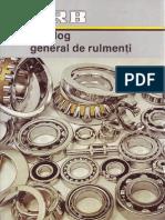 Catalog Rulmenti URB