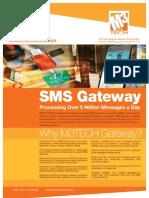 2) m3tech - Sms Gateway