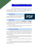 Tema 5 - Competencias