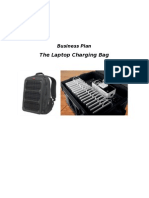 Report Laptop Charging Bag