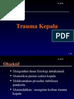 12 EMS - Trauma Kepala