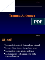 14 EMS - Trauma Abdomen