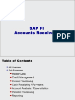 18931122 Sap Fi Accounts Receivable