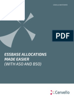 Essbase Allocations Made Easy