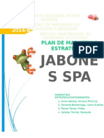 Plan de Marketing Estrategico - Jabones Spa (1)