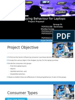 ConB Group9 LaptopBuying Proposal PPT