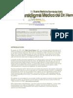 Nueva Medicina y Otros Temas de Salud.
