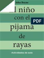 Lectura El Nino Con El Pijma de Rayas