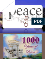 1,000 Years of Peace