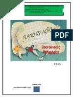 Plano de Ação Da Coordenação-2015