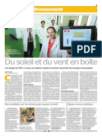 IJD 2015 - Tribune de Genève and 24 Heures - Switzerland - Full supplement