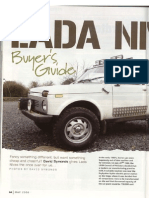 Lada Niva 2006 Misc Documents-Buyers Guide