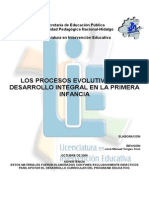 Proc Evol Des Int Prim Inf