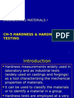 Me 215 Ch 5 Hardness Part 11310