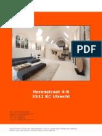 Brochure Herenstraat 4 k