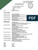 currículum de la hija de Agustín Rossi designada en el Banco Nación