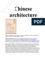 Chinese Architecture2014
