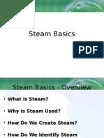 Basic Steam Principle