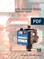 Roc on Water Control Valve