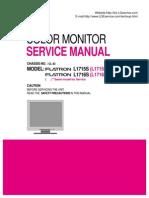 FLATRON  L1715S (L1715SL-AL_R)_(CL-43)_(L1715,16SL)