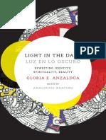 Light in the Dark/ Luz en lo Oscuro by Gloria E. Anzaldúa