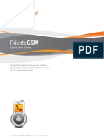 PrivateGSM Quick Start Guide_Italian_by PrivateWave
