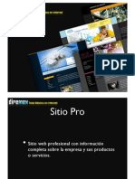 Sitios Pro