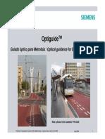 Caratteristiche guida ottica Siemens