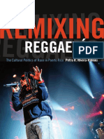Remixing Reggaeton by Petra R. Rivera-Rideau