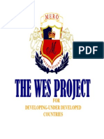 The Wes Project Global Programme