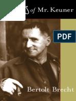 Brecht, Bertolt - Stories of Mr. Keuner (City Lights, 2001)