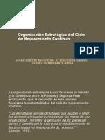 Organización Estratégica Fase 2