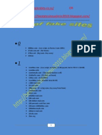 List of Fake ptc Sites
