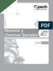 Ensayo de Historia y Ciencias Sociales Cepech 2015