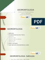Clase 1 Geomorfologia