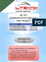 Communicative English 3