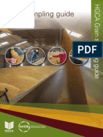 Grain Sampling Guide 2013