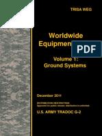 U.S. Army TRISA World Equipment Guide, Volume 1