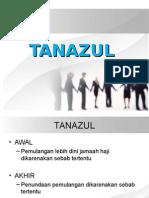 Tanazul