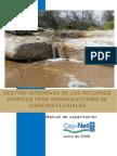gestion integrada de los recursos hidricos para organizaciones de cuencas fluviales.pdf